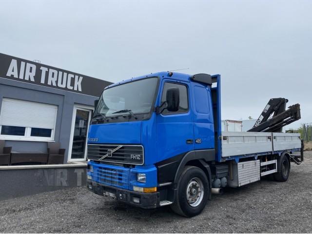 Volvo FH 12 420 - Hydraulická ruka HIAB