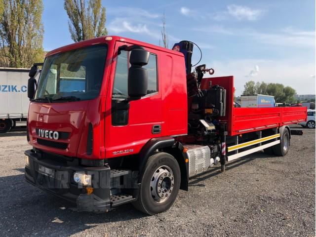 Iveco Eurocargo 190EL32 - Euro 6 - Hydr. Ruka