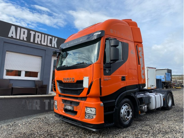 Iveco Stralis AS440S46 EEV - Lowdeck