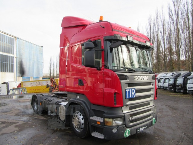 Scania R 420 LA 4x2 Euro4