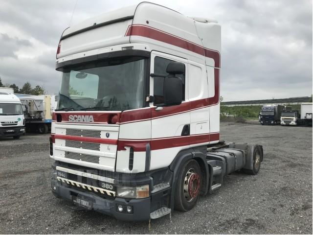 Scania 114G 380 - Euro 2