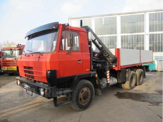 Tatra T815 V-6x6-Hydr.Ruka-Hiab 071A
